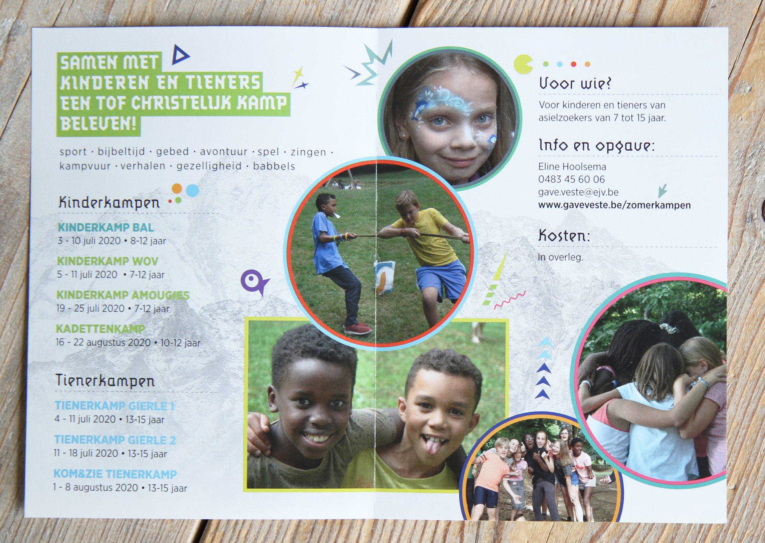Left Lane Graphic Design flyer