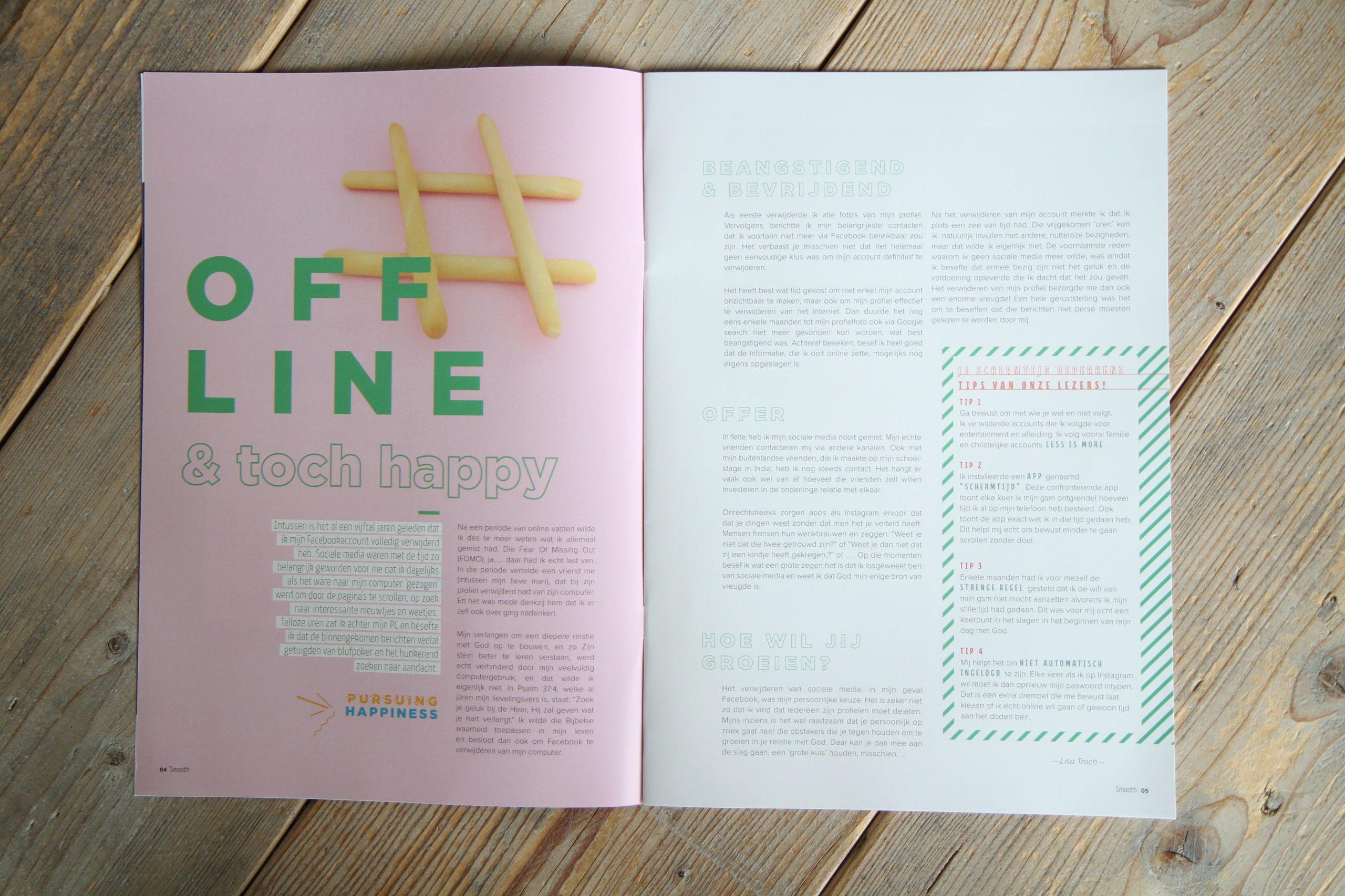 left lane graphic design magazine